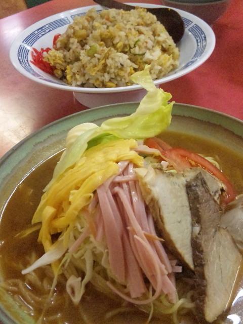 マルシンの冷麺
